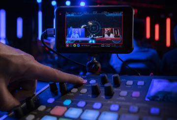 Atomos and Roland collaboration streamlines control of multicamera content capture