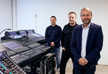 Nordic Rentals invests in DiGiCo SD12s, SD10s and SD5s