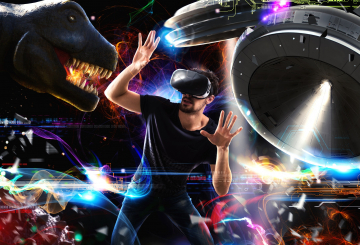 The evolution of virtual reality