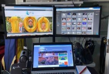 American Public Television manages COVID-19 transition to remote work using Axle AI