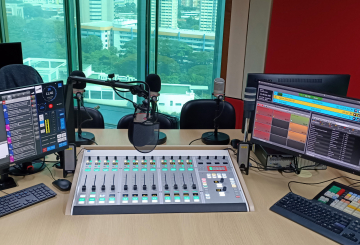 Singapore's So Drama Entertainment upgrades with Lawo