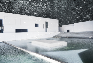 Louvre Abu Dhabi launches cinematic podcasts