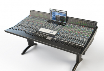 Solid State Logic Origin mixing console begins shipping