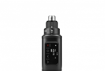 Shure launches versatile AD3 plug-on transmitter