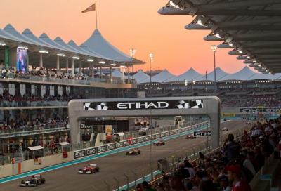 Abu Dhabi F1 tickets going faster than ever