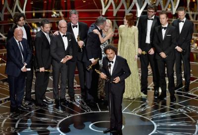 Oscars 2015: Winners Gallery