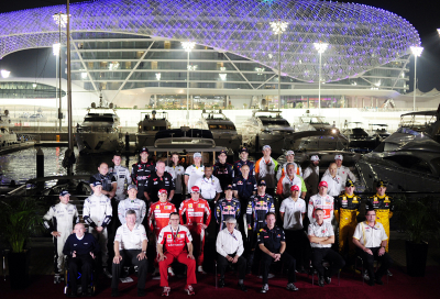 IN PICTURES: Abu Dhabi F1 GP 2010