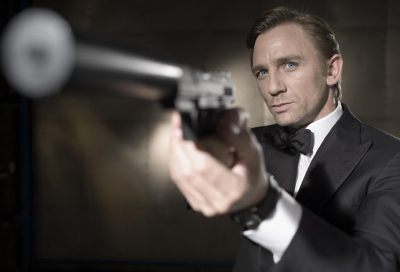 Royale with cheese: James Bond to return in 3D