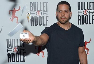 David Blaine to headline Abu Dhabi Summer Season