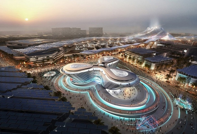 VIDEO: Expo 2020 Masterplan