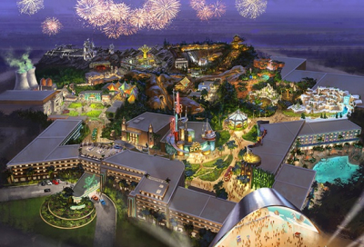 20th Century Fox Theme Park to open in Dubai