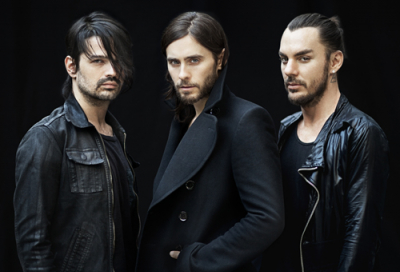 30 Second to Mars set for Dubai concert