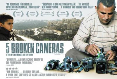 Controversy engulfs Oscar-nominated Palestine doc