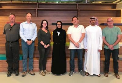 Top US and UK film execs visit Abu Dhabi