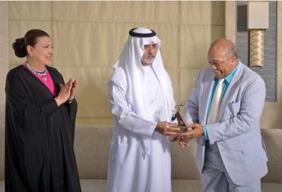Abu Dhabi Festival closes honouring Quincy Jones