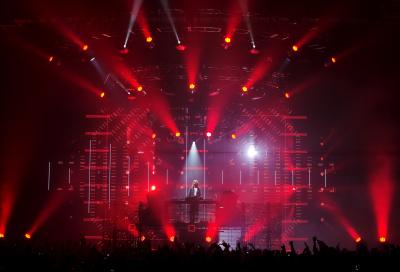 ADLIB handles David Guetta on UK tour