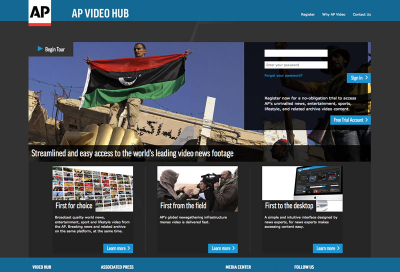 AP launches video delivery platform