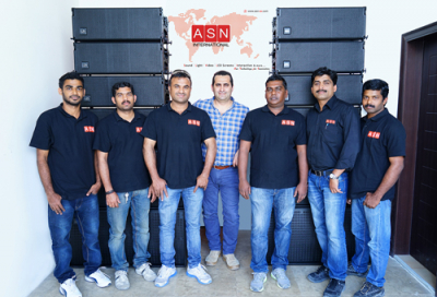ASN International invests in D.A.S. Audio