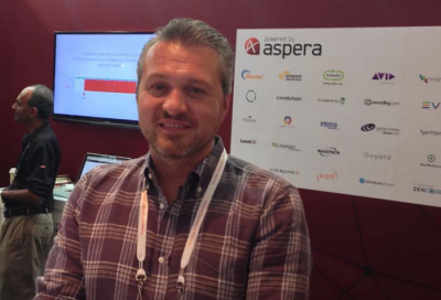 Aspera to make Middle East hires