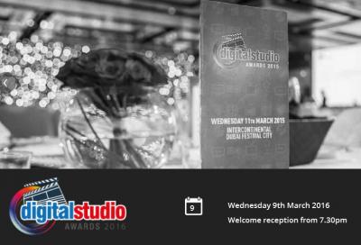 Ready for the Digital Studio Awards?