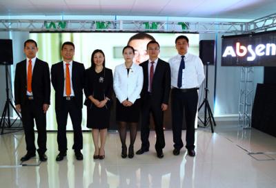 Absen LED opens new Dubai office