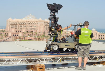 Abu Dhabi named among top film locations in world