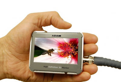 World's smallest HD monitor