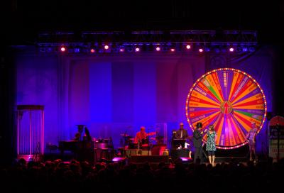 Elvis Costello to Adlib it on tour