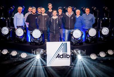 Adlib Lighting invests $1.5m in Martin by Harman