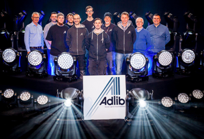 Adlib Lighting invests $1.5m in Martin by Harman