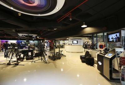 IN PICS: Advanced Media's new showroom