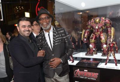 UAE's Al Ahli inks Marvel deal for movie premieres