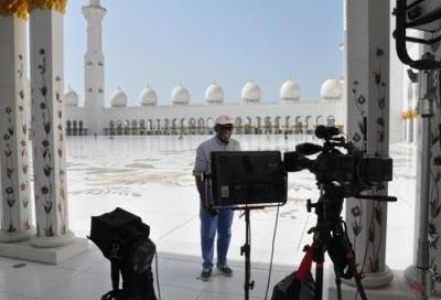 USA Today talk show comes to Abu Dhabi
