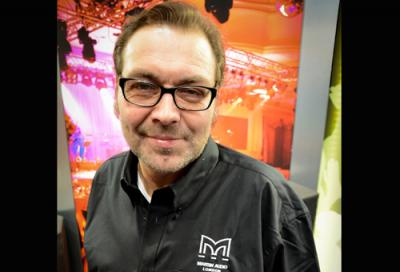 Martin Audio's Andy Weingartner passes away