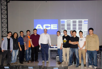ArKaos PRO signs distribution deal with ACE China