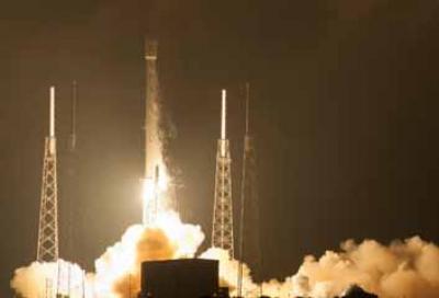 AsiaSat 8 lifts off