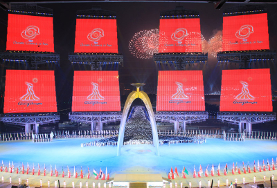 Clear communication for Riedel at the Asian Games