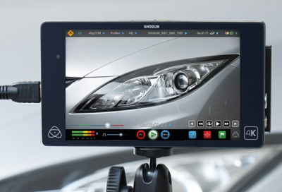 Atomos releases new OS for Shogun users