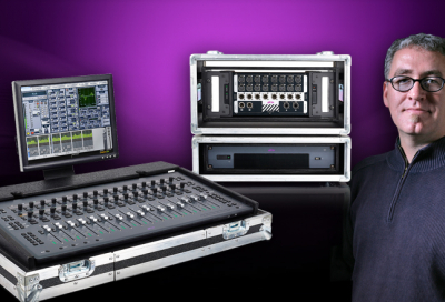 Avid VENUE|S3L-X live sound webinar set for today
