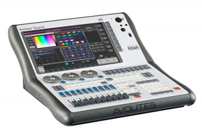 Avolites Quartz launched by Procom ME