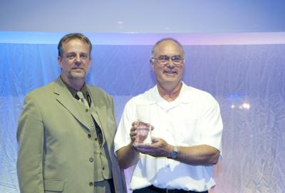 ETC's Fred Foster wins 2010 Gottelier Award