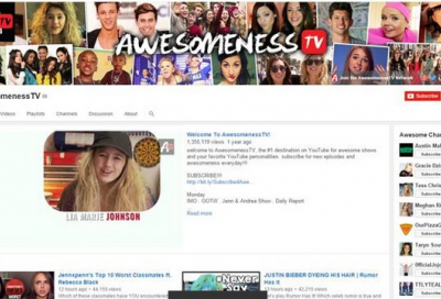 Hearst acquires 25% stake in AwesomenessTV