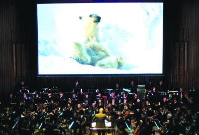 'Blue Planet in Concert' arriving in Abu Dhabi