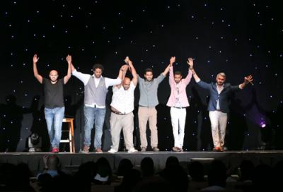 Bader Saleh and friends entertain UAE audience