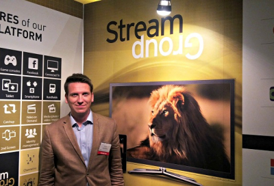 StreamGroup joins TV Connect MENA