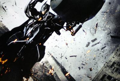 No 3D for Batman - Nolan