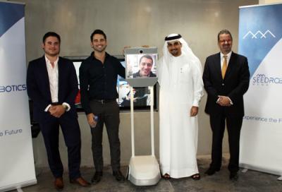 Seed Robotics introduces Beam Pro to the UAE