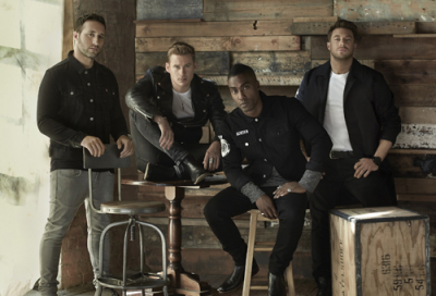 Boyband Blue set for Dubai performance