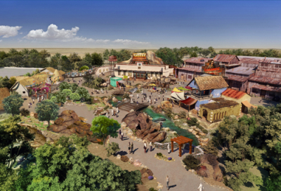 In Pics: What to expect from Bollywood Parks Dubai