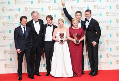 Gallery: BAFTAS 2015 winners